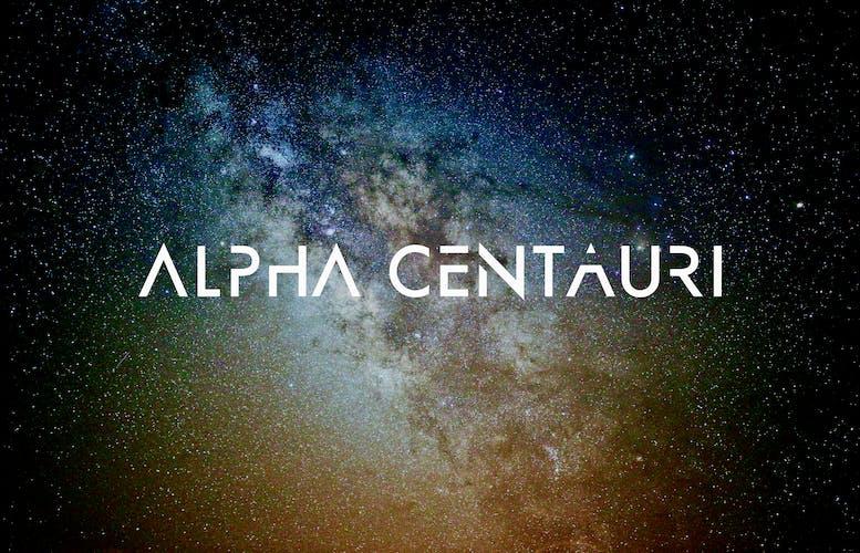 Thumbnail for Alpha Centauri