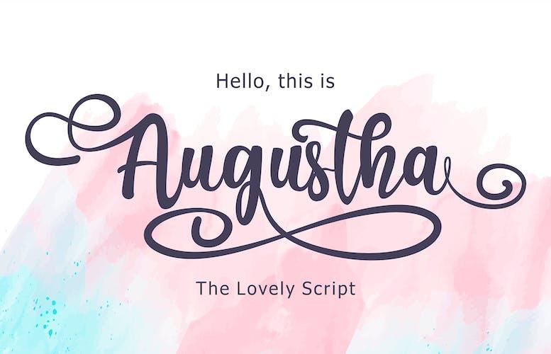 Thumbnail for Augustha