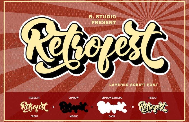 Thumbnail for Retrofest