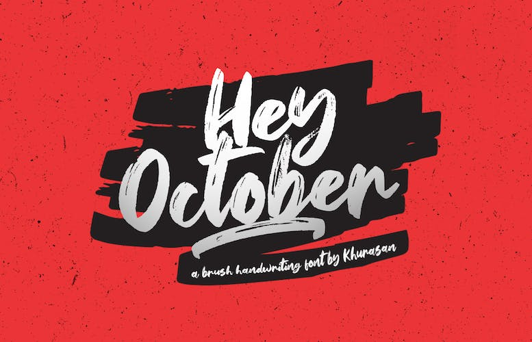 Thumbnail for Hey October