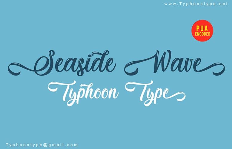 Thumbnail for Seaside Wave