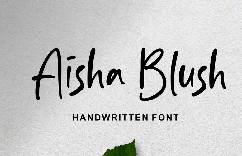 Thumbnail for Aisha Blush