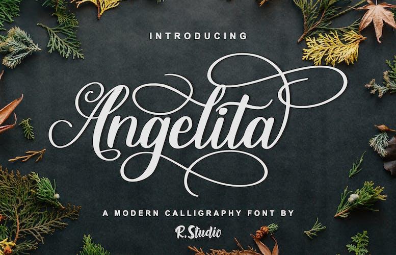 Thumbnail for Angelita