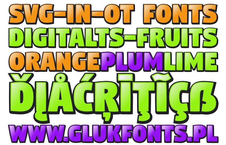 Thumbnail for DigitaltS-Fruits