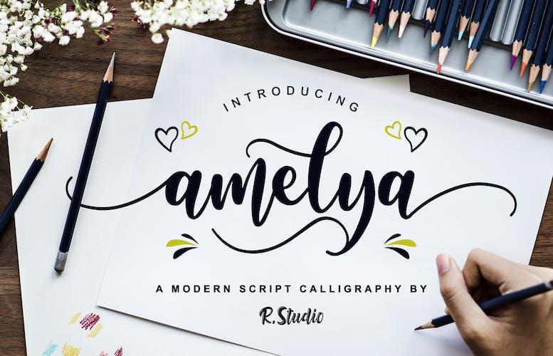 Thumbnail for Amelya