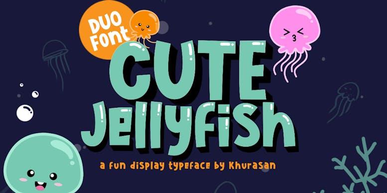 Thumbnail for Cute Jellyfish