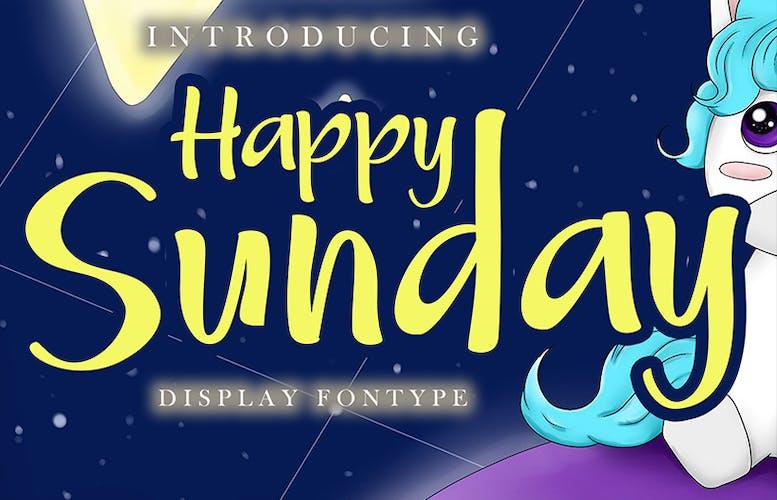 Thumbnail for Happy Sunday