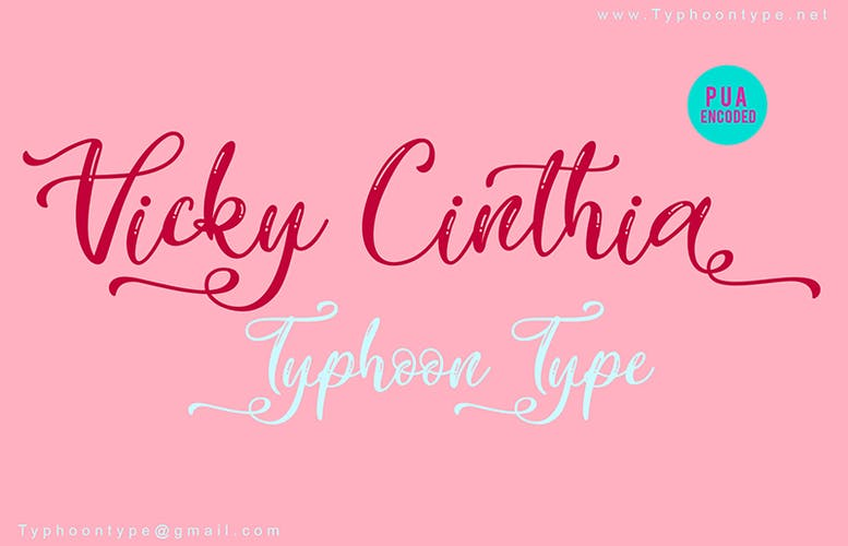 Thumbnail for Vicky Cinthia
