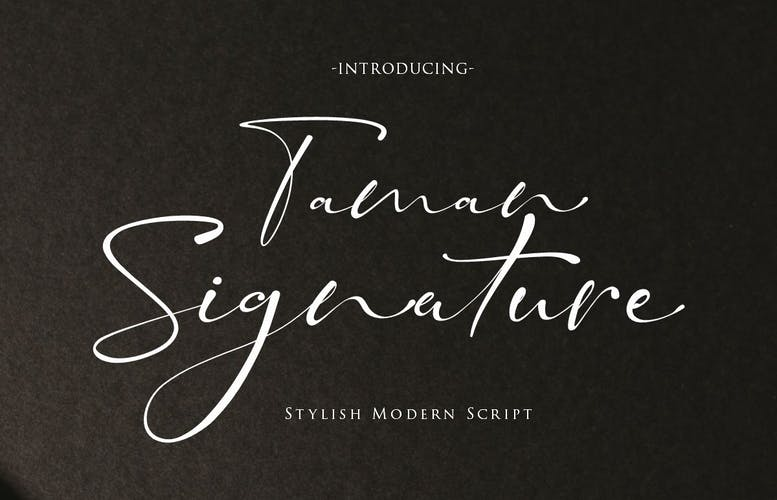 Thumbnail for Taman Signature