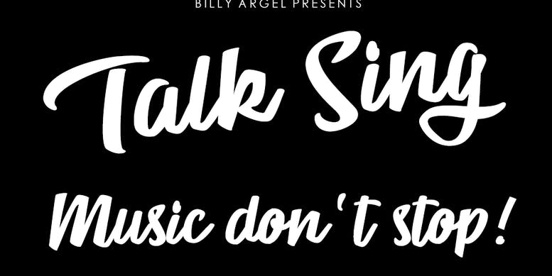 Thumbnail for Talk Sing