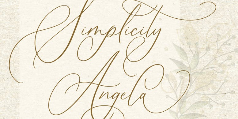 Thumbnail for Simplicity Angela