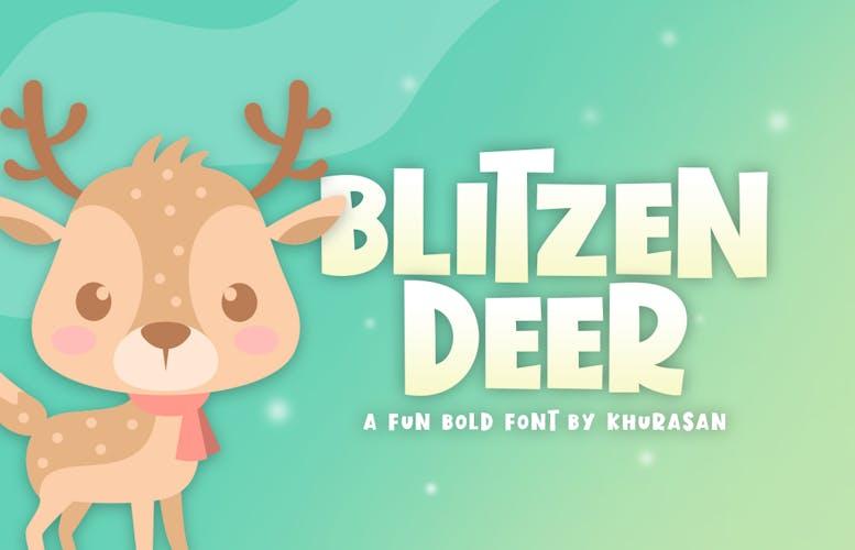 Thumbnail for Blitzen Deer
