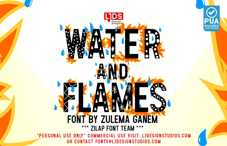 Thumbnail for Water and Flames
