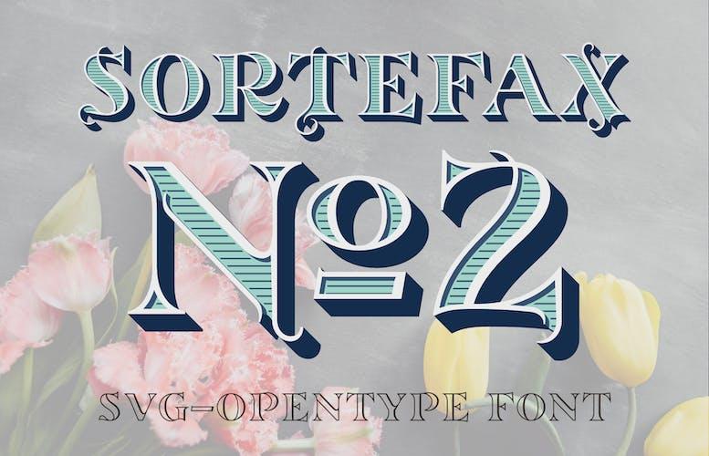 Thumbnail for Sortefax No2