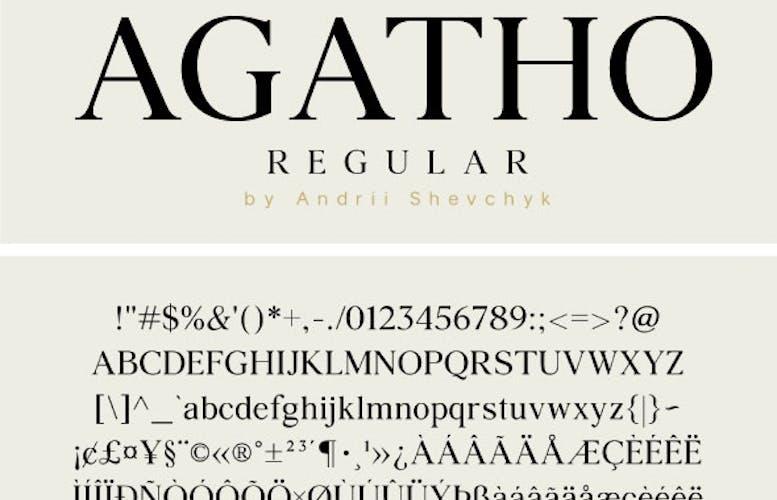 Thumbnail for Agatho