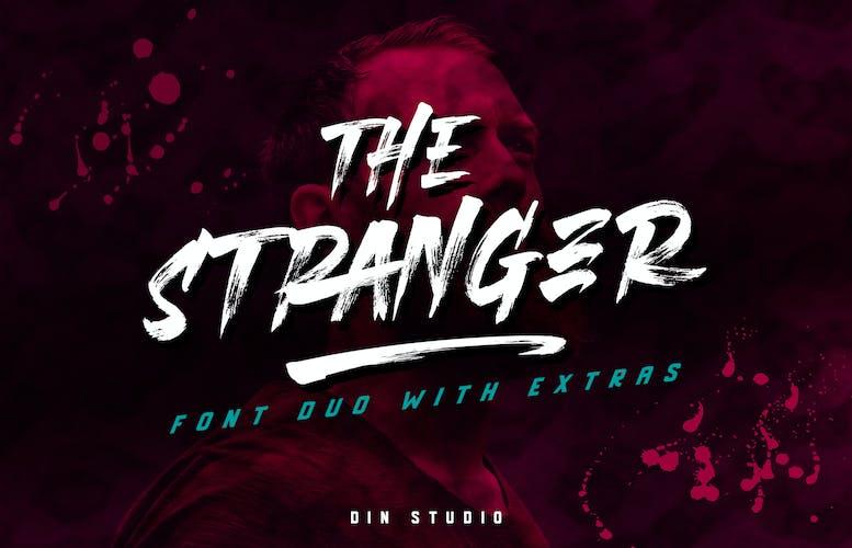 Thumbnail for The Stranger