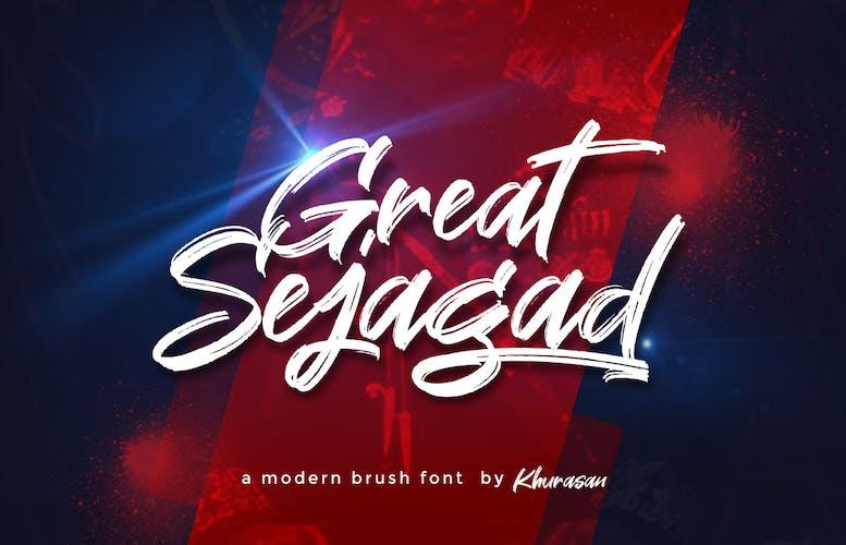 Thumbnail for Great Sejagad