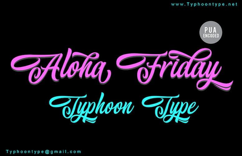 Thumbnail for Aloha Friday