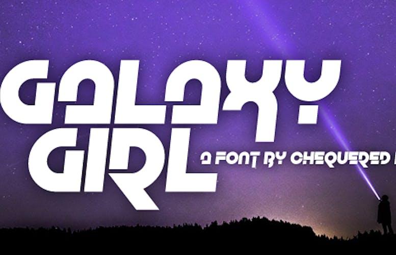 Thumbnail for Galaxy Girl