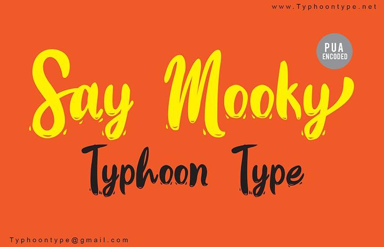 Thumbnail for Say Mooky