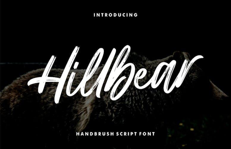 Thumbnail for Hillbear